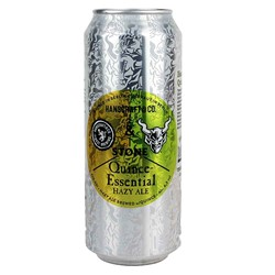 Bild von Stone Brewing & Hanscraft - QUINCE ESSENTIAL HAZY ALE - DOSE - 0,5l