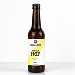 Bild von Hanscraft & Co - SINGLE HOP KELLERPILS - 0,33l