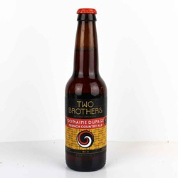 Bild von Two Brothers Brewery - DOMAINE DUPAGE - FRENCH COUNTRY ALE - USA 0,35l