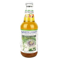 Bild von North Coast Brewery - BERLINER WEISSE - PASSION FRUIT - PEACH BEER - USA - 0,33l