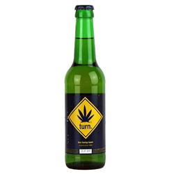 Bild von Turn Hanfbier - the hemp beer 0,33l