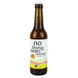 Bild von Orca Brau - NO THING BEATS SUMMER - SESSION IPA - 0,33l  (MHD 27. September 2019)
