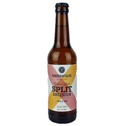 Bild von Hanscraft & Co - Split Decision YAKIMA STYLE - Juicy IPA - 0,33l