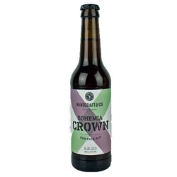 Bild von Hanscraft & Co - BOHEMIA CROWN - DDH PALE ALE - 0,33l