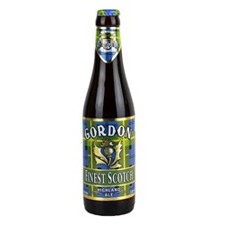 Bild von Gordon HIGHLAND SCOTCH ALE - 0,33l