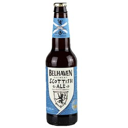 Bild von Belhaven - SCOTTISH ALE - UK 0,33l