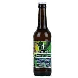 Bild von Hopfenstopfer Bier - MARCH OF TIME - SESSION IPA - 0,33
