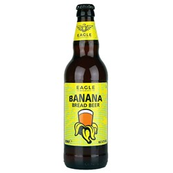 Bild von Eagle Brewery - BANANABRAD BEER - UK 0,5l