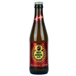 Bild von Red Horse Beer - Philippinen - 0,33l
