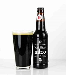 Bild von Left Hand MILK STOUT - NITRO - USA 0,33l (*)